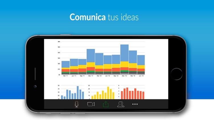Videoconferencia Telmex screenshot-3