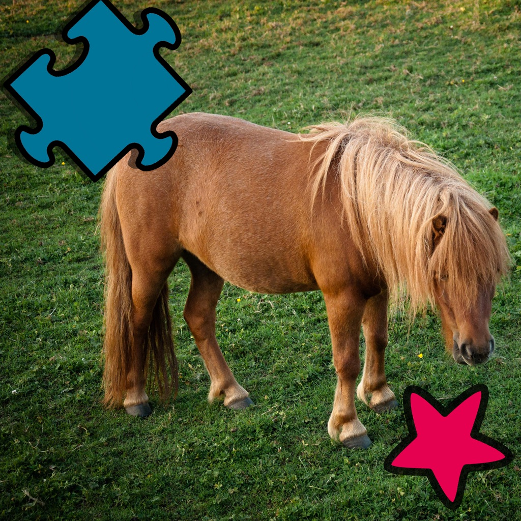 Animated Horse Puzzle For Kids and Babies: Pony Lovers Will Love This Free Educational Kids& Teen Game hack