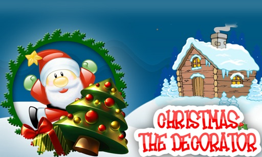 Christmas Tree Decorator - Dress Up Game