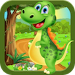 Dino Race - Lead The Dinosaur To Victory