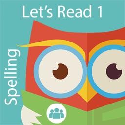 Let's Read 1: Spelling