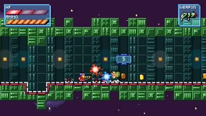 Deep Space | Space-Platformer screenshot 4