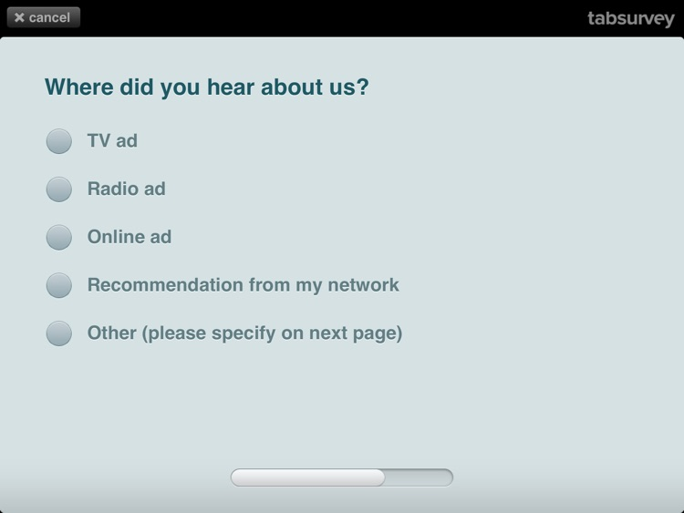 tabsurvey: Survey & Form App