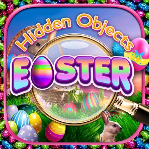 Hidden Objects Easter Gardens