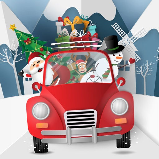 Santa's Car Wash iOS App