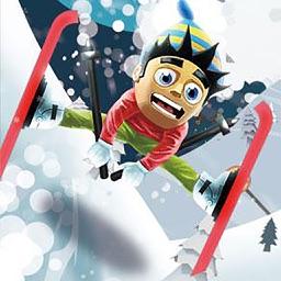 冒险滑雪游戏-模拟雪地运动游戏