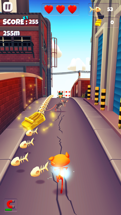 Super Surfers Pets: Run game screenshot four
