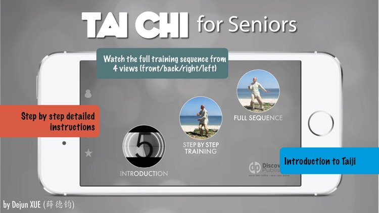 Tai Chi for Seniors Pro screenshot-1