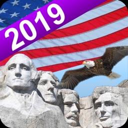 US Citizenship Test App 2019