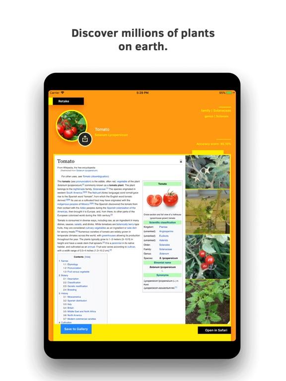 Plant Identification screenshot 7