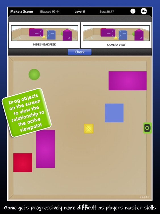 P.O.V.  Spatial Reasoning Game screenshot-3