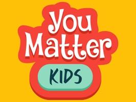 You Matter Kids Sticker Pack