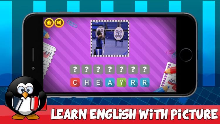 English Vocabulary Game screenshot-3