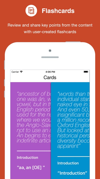 Dictionary of Word Origins screenshot-3