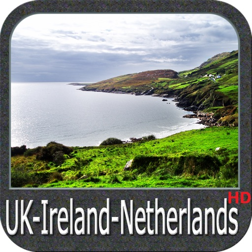 UK Ireland Netherlands HD maps