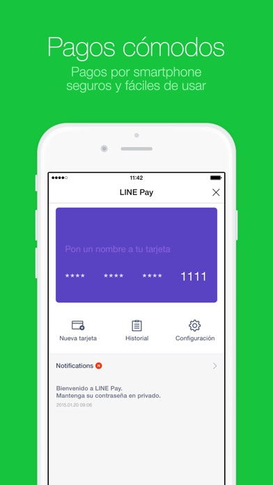 download LINE apps 4