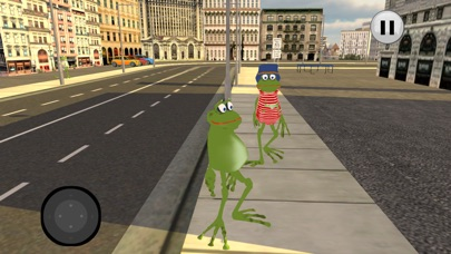 Amazing Frog Simulator City Screenshot 5