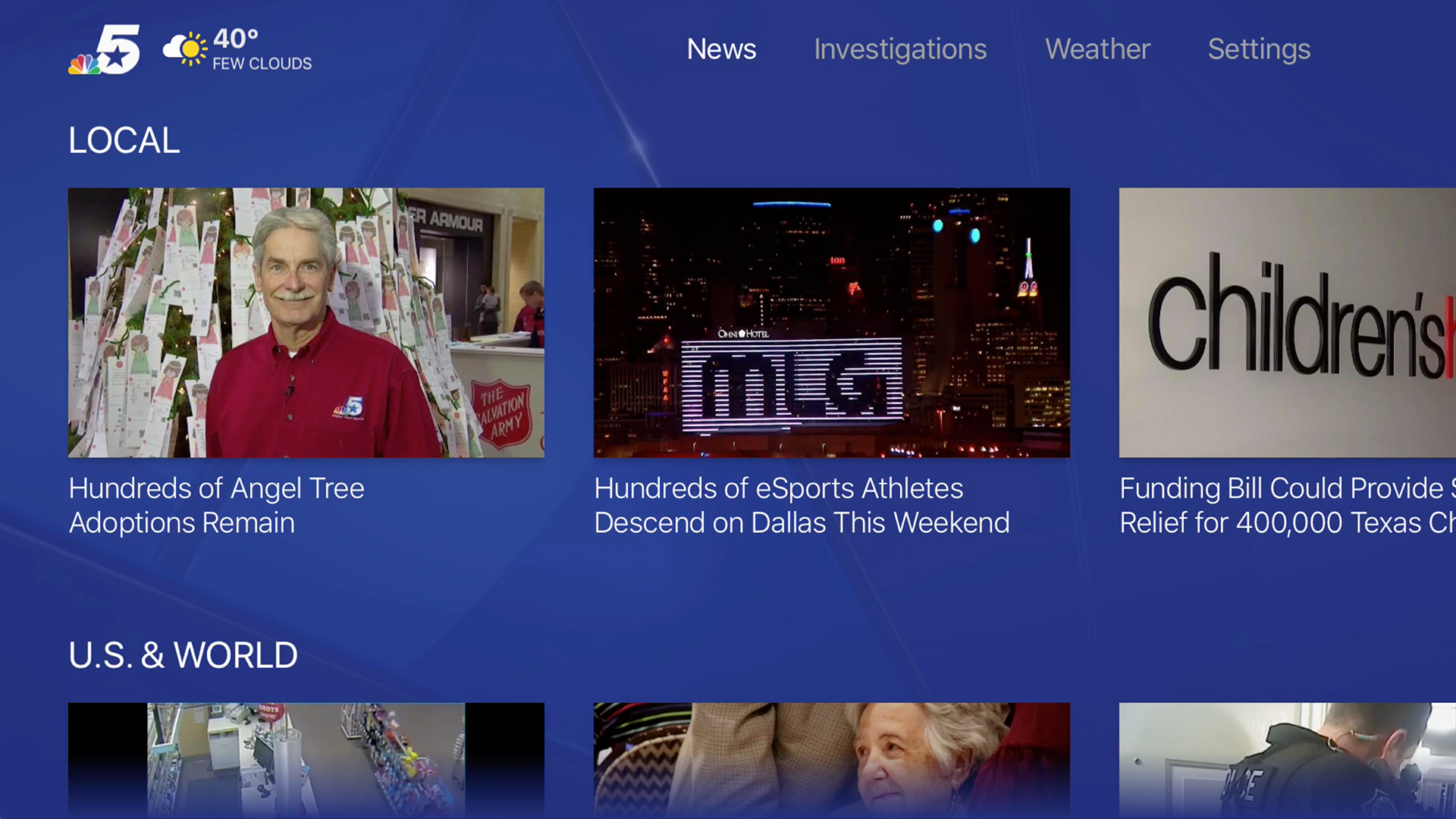 NBC 5 Dallas-Fort Worth screenshot 15