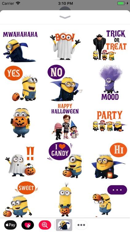 Despicable Me Halloween