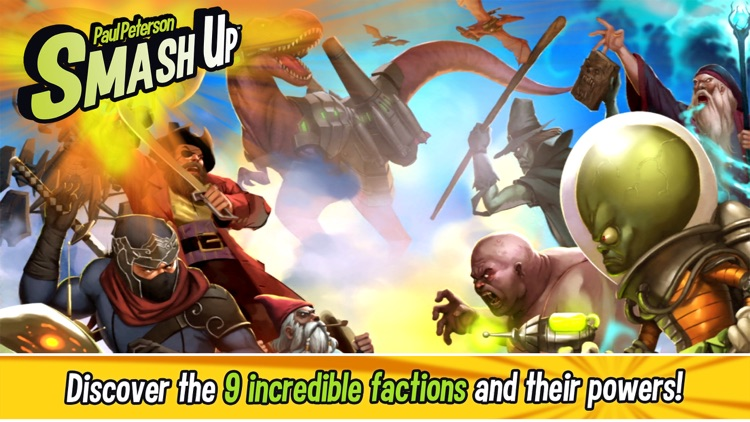 Smash Up - The Card Game screenshot-0