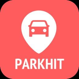 ParkHit - Find a parking spot