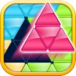 Hack Block! Triangle puzzle:Tangram