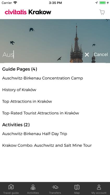 Krakow Guide Civitatis.com screenshot-9