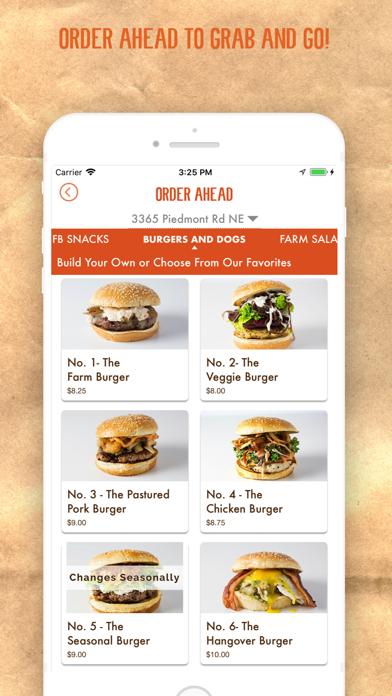 Farm Burger screenshot 1
