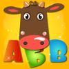 Учим буквы весело для детей!