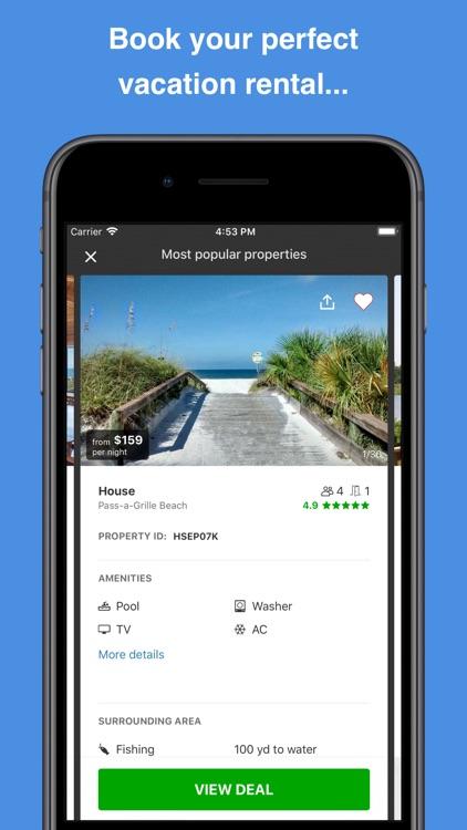 HomeToGo: Vacation Rentals screenshot-4