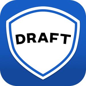 DRAFT: Daily & Season Long Fantasy Football Drafts Sports app