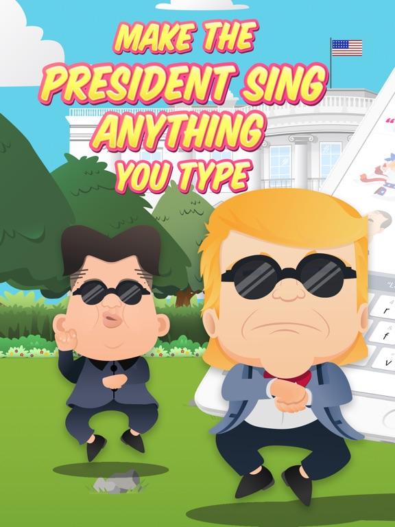 DittyMoji - The President screenshot 5