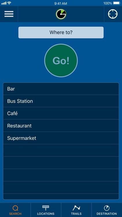 NaviGoto - Simple Navigation screenshot-4