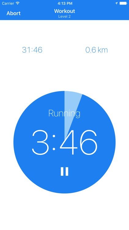 Start Running. Couch to 5k screenshot-3