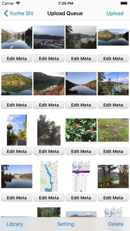 PIUploader for Picasa screenshot-3