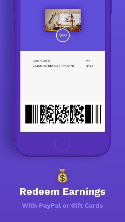 SPENT Money: Cash Back App screenshot-4
