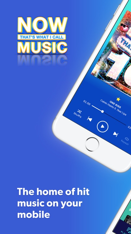 NOW Music screenshot-0