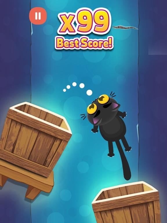 Kitty Jump!! screenshot 9