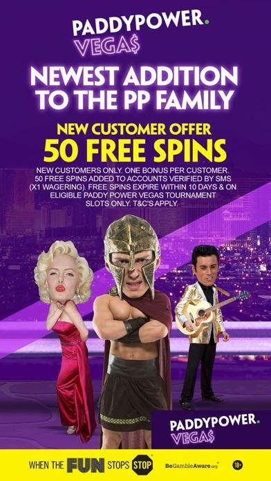 Paddy Power Vegas | Slots screenshot one