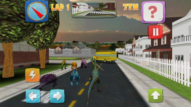 Dino Dan: Dino Racer screenshot-3