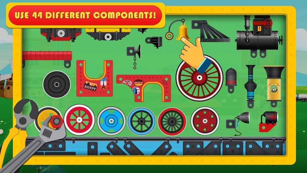 Train Simulator & Maker Games hack tool