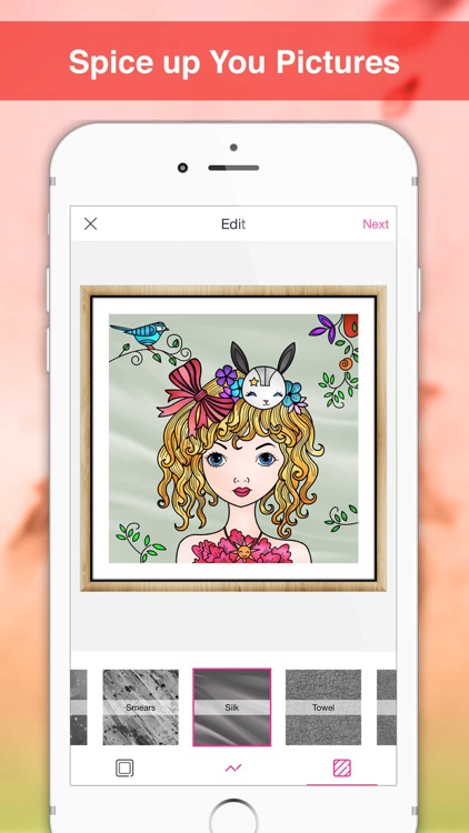 Colory: Coloring Book for Adults screenshot-3