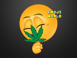 We Hope You Enjoy Our Weed Emoticons & Cannabis Stickers As Much As We Do
