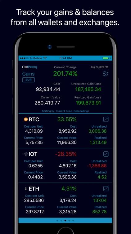 CoinTracking screenshot-3