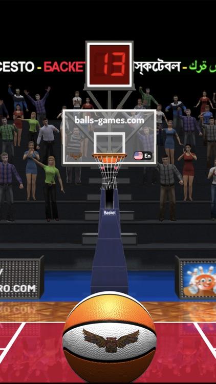 Basketball 3D Shooting Contest