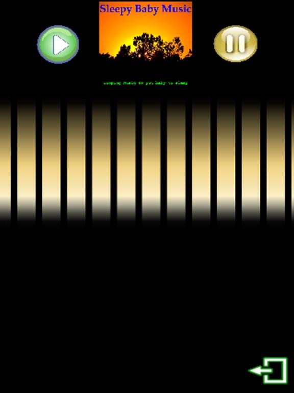 Sleepy Baby Music screenshot 4