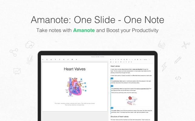 amanote mac