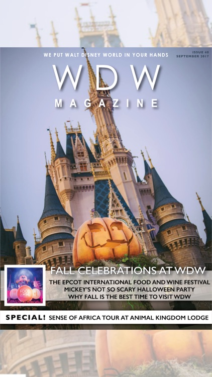WDW Magazine - The Best of Walt Disney World