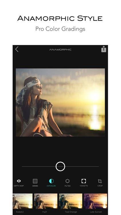 Anamorphic screenshot-3