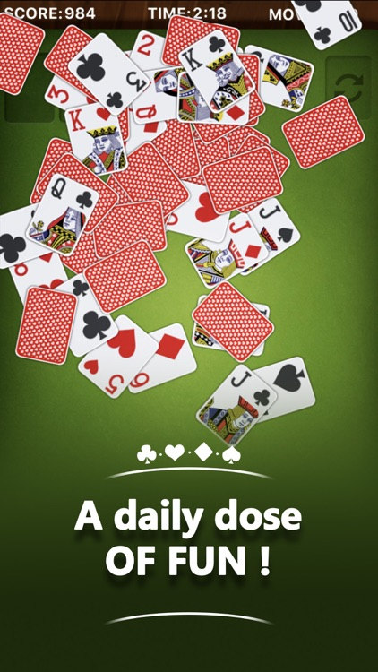 Solitaire One screenshot-4